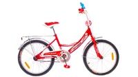 """Велосипед Formula FITNESS 14G 12"""" St красный"""