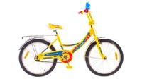 """Велосипед Formula FITNESS 14G 12"""" St сине-желтый"""