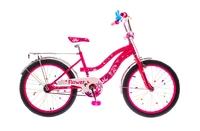 """Велосипед Formula FLOWER 14G 20"""" St розовый 2016"""