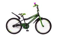 """Велосипед Formula RACE 14G 20"""" St черно-зеленый 2016"""