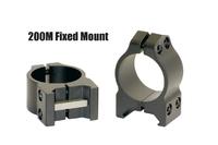 Кольцa Warne MAXIMA Fixed Rings 25,4 мм Low