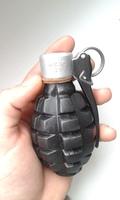 Макеты массогабаритные, ММГ граната О-23 копия из тяжелого пластика