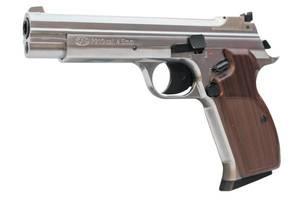 SAS, Пистолет пневматический SAS P210 Silver Blowback