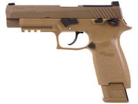 Пистолет пневматический Sig Sauer Air P320-M17 Coyote Tan