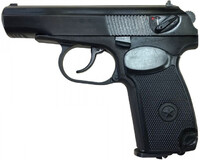Baikal МР-654К черная рукоятка