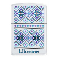 Зажигалка Zippo Ukraine Pattern