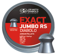 Пули JSB Diabolo Exact Jumbo RS 5,52 мм 0,87(250)