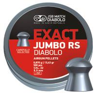 Пули JSB Diabolo Exact Jumbo RS 5,52 мм 0,87(500)