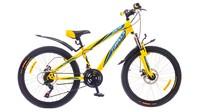 """Велосипеды Formula, Велосипед Formula DAKAR AM 14G 26"""" St DD сине-желтый"""