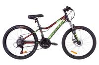 Велосипед Formula ACID 1.0 14G DD рама-12,5 Al черно-зеленый с красным 2019