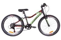 Велосипед Formula ACID 1.0 14G Vbr рама-12,5 Al черно-зеленый с красным 2019