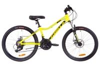 Велосипед Formula ACID 2.0 AM 14G DD 12,5 Al желто-черный с синим 2019