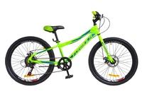 "Велосипед Formula COMPASS 14G DD 24"" St салатно-синий 2018"