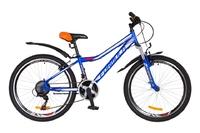 """Велосипед Formula FOREST AM 14G 24"""" St сине-белый 2018"""