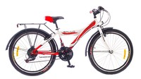 """Велосипеды Formula, Велосипед Formula GALLO 14G 24"""" St красно-белый"""