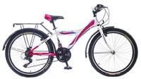 """Велосипеды Formula, Велосипед Formula GALLO 14G 24"""" St бело-розовый"""