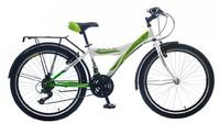 """Велосипеды Formula, Велосипед Formula GALLO 14G 24"""" St бело-зеленый"""
