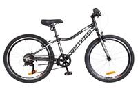 """Велосипед Optimabikes BLACKWOOD Vbr 24"""" Al черно-белый 2018"""