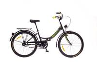 """Велосипед Dorozhnik SMART 14G 24"""" черный 2016"""