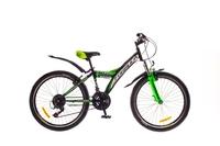 Велосипед Formula STORMY AM 14G Vbr St черно-зеленый 2017