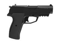 Полуавтоматический пневматический пистолет Crosman Iceman CO2