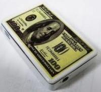 Зажигалка доллар