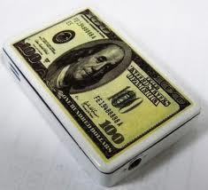Зажигалки, Зажигалка доллар