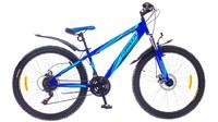 "Велосипед Formula DAKAR AM 14G 26"" St DD синий"