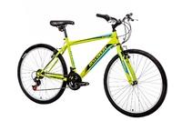 """Велосипед Discovery ATTACK 14G Vbr 26"""" St зелено-черный"""