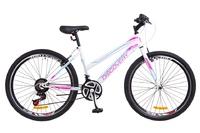 """Велосипед Discovery PASSION Vbr 14G 26"""" St бело-фиолетовый 2018"""