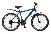 """Велосипед Discovery TREK Vbr 14G 26"""" рама-18"""" St чёрно-синий 2018"""