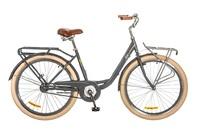 """Велосипед Dorozhnik LUX 14G 26"""" серый 2017"""