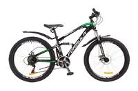 Велосипед Formula BLAZE AM 14G DD St черно-зеленый 2018