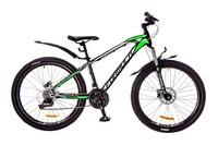 Велосипед Formula BLAZE PRO AM 14G HDD St черно-салатный 2017