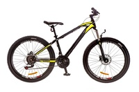 Велосипед Formula BLAZE PRO AM 14G HDD St черно-желтый 2017