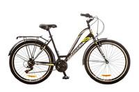 """Велосипед Formula BREEZE 14G Vbr 26"""" St черно-зеленый"""