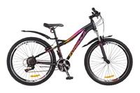 Велосипед Formula ELECTRA AM 14G Vbr черно-оранжевый-фиолетовый 2018