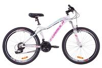 Велосипед Formula MYSTIQUE 2.0 AM 14G DD рама-18 Al бело-голубой с фиолетовым 2019
