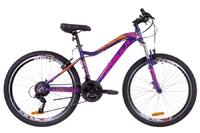 Велосипед Formula MYSTIQUE 2.0 AM 14G DD рама-18 Al фиолетово-оранжевый 2019