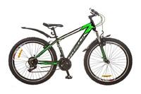"""Велосипед Formula NEVADA AM 14G 26"""" St черно-зеленый 2017"""