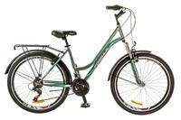 """Велосипед Formula OMEGA AM 14G 26"""" St серый с бирюзовым 2017"""