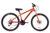 Велосипед Formula THOR 1.0 AM 14G DD рама-18 Al оранжево-черный с бирюзовым 2019
