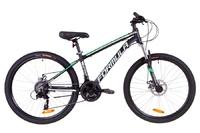 Велосипед Formula THOR 2.0 AM 14G DD рама-14 Al черно-зеленый 2019