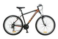 """Велосипед Leon HT-85 AM 14G Vbr 26"""" черно-оранжевый 2016"""