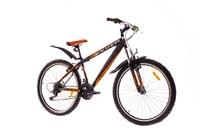 """Велосипеды Formula, Велосипед Formula NEVADA AM 14G 26"""" St черно-оранжевая"""