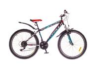 """Велосипеды Formula, Велосипед Formula NEVADA AM 14G 26"""" St черно-красный с синим"""