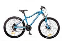 Велосипеды Optimabikes, Велосипед Optimabikes ALPINA AM 14G DD Al голубо-белый