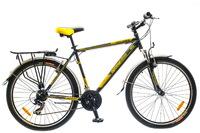 """Велосипед Optimabikes COLUMB AM 14G 26"""" St черно-желтый"""