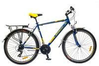 """Велосипед Optimabikes COLUMB AM 14G 26"""" St сине-желтый"""