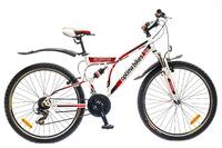 """Велосипед Optimabikes DETONATOR AM2 14G 26"""" St  белый"""